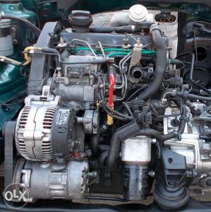 Motor Golf 3 GTI TDI 81KW 110KS AFN