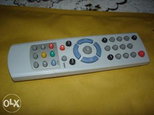 DALJINSKI UPRAVLJAČ ZA DVB-T,DVB-S RESIVERE