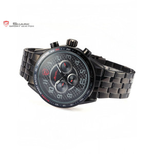 Sat Shark Blackspot Dual Time