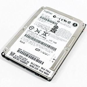 """HDD Fujitsu 120GB SATA/150 5400RPM 8MB 2.5"""""""