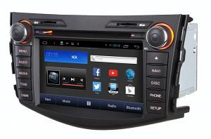 Toyota RAV4- Android DVD radio navigacija