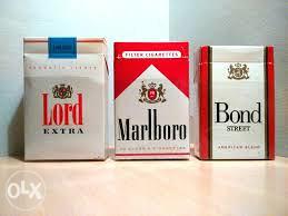 Bond cigarete
