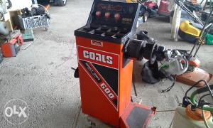 Masina za balansiranje guma