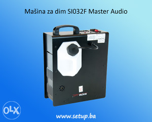 Mašina za dim SI032F Master Audio