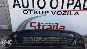 VW golf 7 2014 branik prednji karambolka