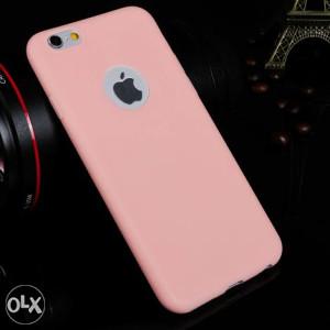 Candy Rose Gold Silikonska Maska/Oklop za iPhone 6/6s
