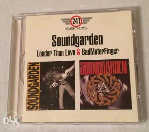 SOUNDGARDEN - Louder Than Love   Bad Motorfinger