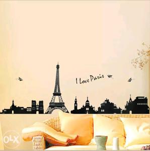 Stikeri za zid (wall sticker) Paris