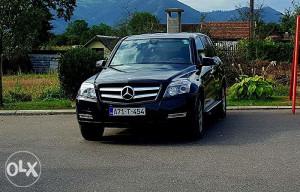 Mercedes benz GLK 250 4 matic