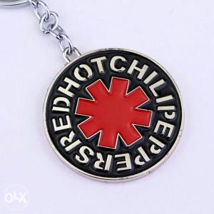 Red Hot Chili Peppers Privjesak
