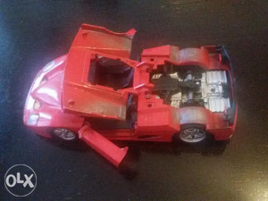 Autić 1/24 Ferrari