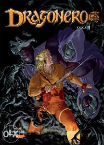Biblioteka (knjiga) Dragonero 2 (VČ, GLANC)