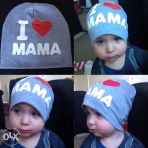 "Kapa ""I love mama"""