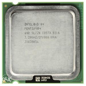 Procesor Intel Pentium 640