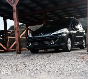 Peugeot 207 sw 1.6 HDI 2008. god. REGISTROVAN