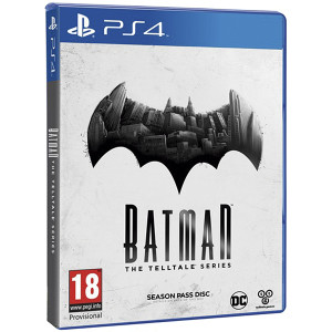Batman The Telltale Series (PlayStation 4 - PS4)