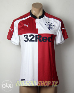 Rangers FC [sezona 2016./17.] away kit