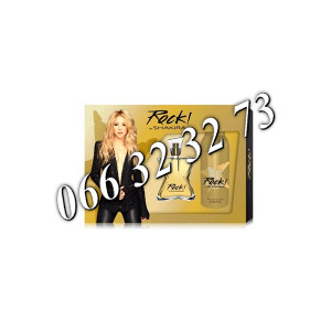 Shakira Rock By Shakira 50ml + 150ml Deo ... Ž 50 ml