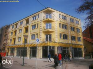 Poslovni prostor u strogom centru Tuzle, 192.15 m2