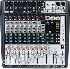 Mixeta mixer SAUNDCARFT SIGNATURE MTK 12