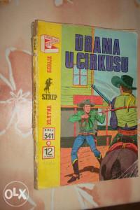 Teks Drama u cirkusu